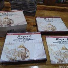 CDs de Música: 003. MOZART. WIND CONCERTOS. 5 CD.. Lote 237439425