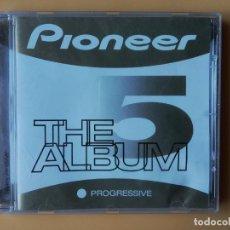 CDs de Música: PIONNER. THE ALBUM 5. PROGRESSIVE - DIVERSOS AUTORES. Lote 237445865