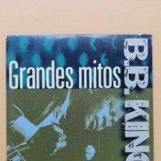 CDs de Música: GRANDES MITOS - B.B. KING. Lote 237445955
