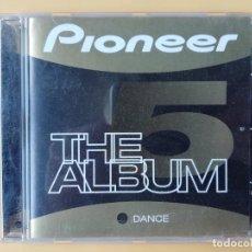CDs de Música: PIONNER. THE ALBUM 5. DANCE - DIVERSOS AUTORES. Lote 237445975