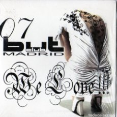 CDs de Música: SR. MARKUS & OSCAR L - BUT CLUB WE LOVE!!. Lote 237452310