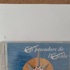 CDs de Música: ELS PESCADORS DE L'ESCALA LA ROSA DELS VENTS CD NUEVO. Lote 237460605