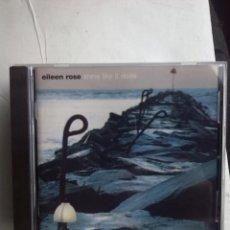 CDs de Música: EILEEN ROSE SHINE LIKE IT DOES CD POP FOLK. Lote 237473275