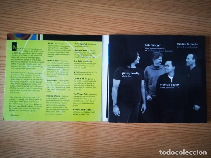 CDs de Música: YELLOWJACKETS - TIME SQUARED - COMO NUEVO ENHANCED CD - Foto 3 - 237475780