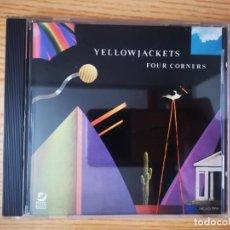 CDs de Música: YELLOWJACEKTS - FOUR CORNERS - COMO NUEVO MCA RECORDS. Lote 237476715
