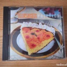 CDs de Música: YELLOWJACKETS - POLITICS - COMO NUEVO MCA RECORDS. Lote 237477270