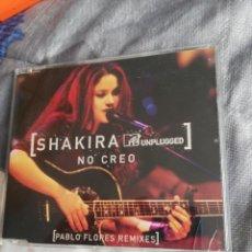 CDs de Música: SHAKIRA - NO CREO (PABLO FLORES REMIXES) (COLUMBIA, COLUMBIA) CD, MAXI. Lote 237478210