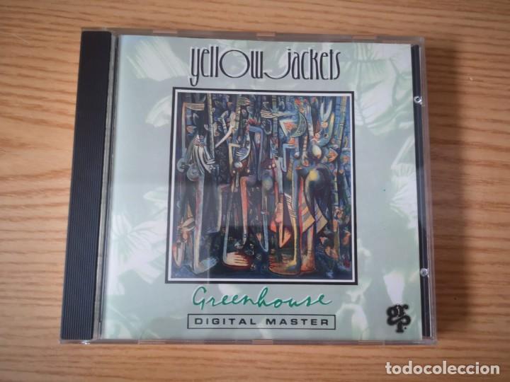 YELLOWJACKETS - GREENHOUSE - DIGITAL MASTER COMO NUEVO GRP RECORDS (Música - CD's Jazz, Blues, Soul y Gospel)