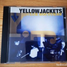 CDs de Música: YELLOWJACKETS - CLUB NOCTURNE - COMO NUEVO WARNER BROS. RECORDS INC. Lote 237478875