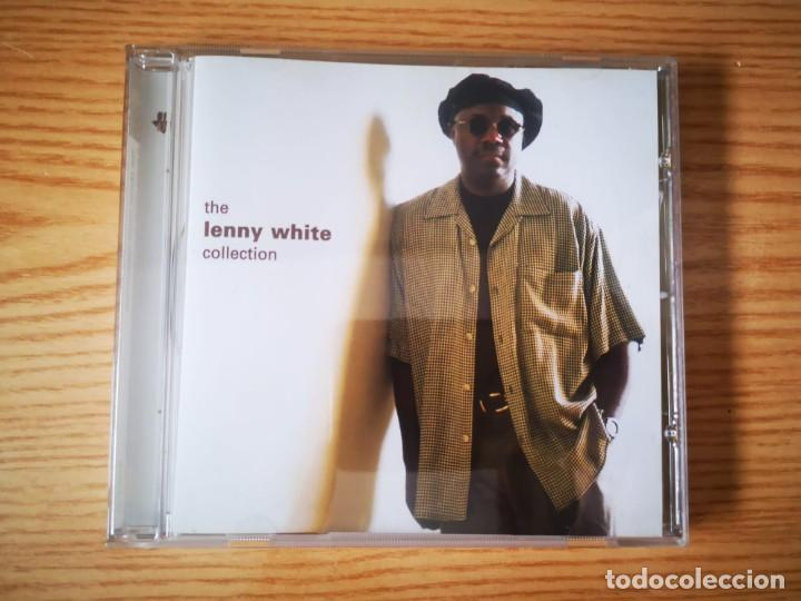 THE LENNY WHITE COLLECTION | COMO NUEVO HIP BOP RECORDS (Música - CD's Jazz, Blues, Soul y Gospel)