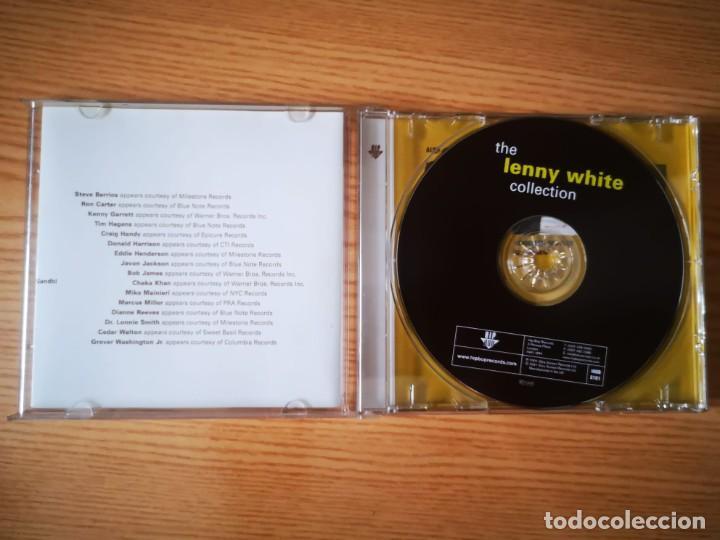 CDs de Música: THE LENNY WHITE COLLECTION | COMO NUEVO HIP BOP RECORDS - Foto 3 - 237479890
