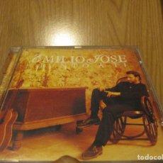CDs de Música: EMILIO JOSE - JUNTO A TI. Lote 237532555