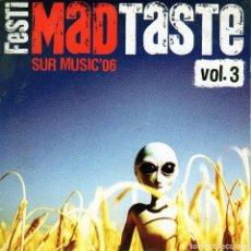 CDs de Música: FESTIMAD TASTE - VOL.3 - COMPILACION. Lote 237532815