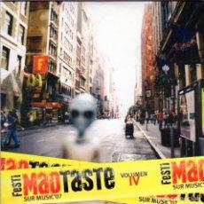 CDs de Música: FESTIMAD TASTE - VOL.4 - COMPILACION. Lote 237534245