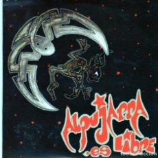 CDs de Música: ALPUJARRA LIBRE - .ES. Lote 247677705