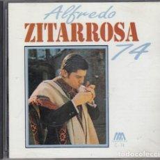 CDs de Música: ALFREDO ZITARROSA - ZITARROSA 74 - CD EDITADO EN ESTADOS UNIDOS #. Lote 237551865