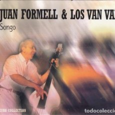 CD de Música: JUAN FORMELL & LOS VAN VAN - SONGO - JAZZ LATINO - CD EDITADO EN HOLANDA #. Lote 237552420