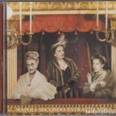 CDs de Música: MINA - NAPOLI SECONDO ESTRATTO MINA - CD EDICION ITALIANA #. Lote 237556320