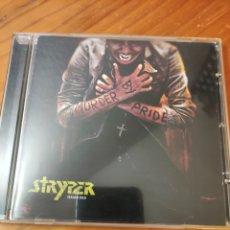 CDs de Música: CD STRYPER. ISAIAH 53:5. MURDER BY PRIDE. Lote 237557295
