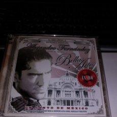 CDs de Música: ALEJANDRO FERNÁNDEZ EN VIVO. Lote 237563220