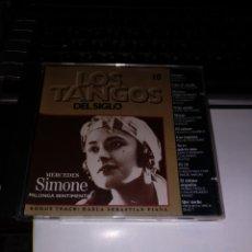 CDs de Música: LOS TANGOS DEL SIGLO. Lote 237563390