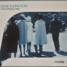CDs de Música: CD. DUKE'S SINGING LADIES. DUKE ELLINGTON. Lote 237565645