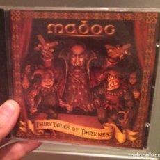 CDs de Música: MADOG FAIRY TALES OF DARKNESS. Lote 237571810