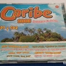 CDs de Música: CD DOBLE 2 CDS ( CARIBE 2003 ) 2003 VALE MUSIC CANCIONES DE EXITOS DEL VERANO. Lote 237583225