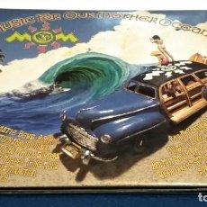 CDs de Música: CD DIGIPAKC ( MOM 3: MUSIC FOR OUR MOTHER OCEAN - VARIOS ) 1999 HIP HOP, ROCK. Lote 237587715