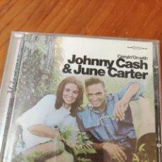 CDs de Música: CD JOHNNY CASH & JUNE CARTER. Lote 237589315