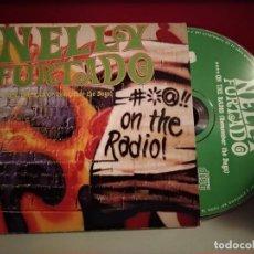 CDs de Música: NELLY FURTADO / ON THE RADIO (REMEMBER THE DAYS) (CD SINGLE CARTON PROMO 2001). Lote 237593540