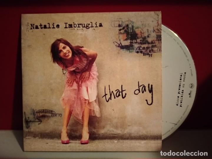 NATALIE IMBRUGLIA - THAT DAY - CD SINGLE - PROMO - 2001 - BMG - ESPAÑA (Música - CD's Pop)