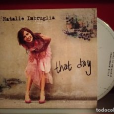 CDs de Música: NATALIE IMBRUGLIA - THAT DAY - CD SINGLE - PROMO - 2001 - BMG - ESPAÑA. Lote 237593600
