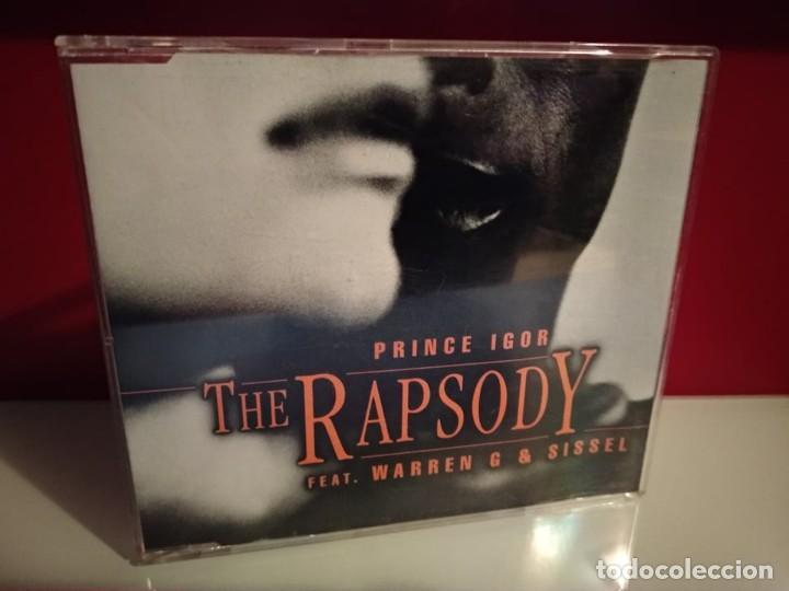 THE RAPSODY FEAT. WARREN AND SISSEL - PRINCE IGOR (SIX VERSIONS) (CDSINGLE CAJA (Música - CD's Pop)