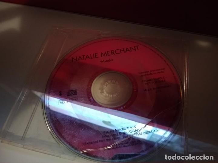 NATALIE MERCHANT (CD/SINGLE) WONDER 1995 – PROMOCIONAL (Música - CD's Pop)