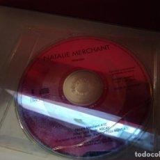 CDs de Música: NATALIE MERCHANT (CD/SINGLE) WONDER 1995 – PROMOCIONAL. Lote 237594780