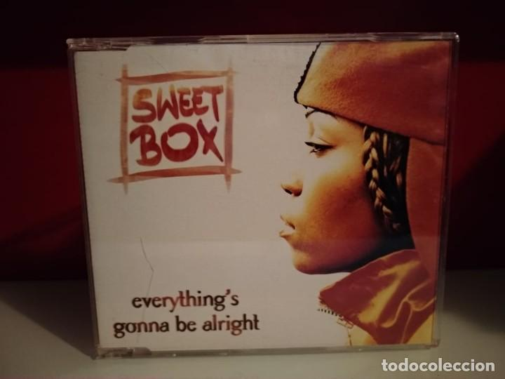 SWEET BOX - EVERYTHING'S GONNA BE ALRIGHT - CD SINGLE - 3 TEMAS (Música - CD's Pop)