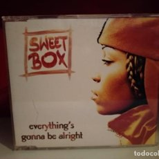 CDs de Música: SWEET BOX - EVERYTHING'S GONNA BE ALRIGHT - CD SINGLE - 3 TEMAS. Lote 237594985