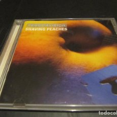 CDs de Música: TERRORVISION SHAVING PEACHES. Lote 237595120