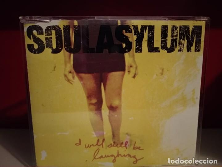 SOULASYLUM - D WILL STILL BE LAUGHING - CD SINGLE 2 TEMAS (Música - CD's Pop)