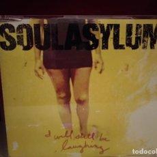 CDs de Música: SOULASYLUM - D WILL STILL BE LAUGHING - CD SINGLE 2 TEMAS. Lote 237595155
