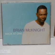 CDs de Música: BRIAN MCKNIGHT / BACK AT ONE - CDSINGLE. Lote 237595880