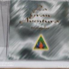 CDs de Música: LA GRAN AVENTURA / TRIANGULAR - CDSINGLE. Lote 237596180