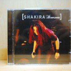 CDs de Música: SHAKIRA - MTV UNPLUGGED - CD -. Lote 237596705