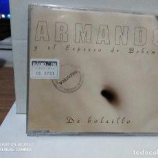 CDs de Música: ARMANDO Y EL EXPRESO DE BOHEMIA / DE BOLSILLO - CDSINGLE. Lote 237597220