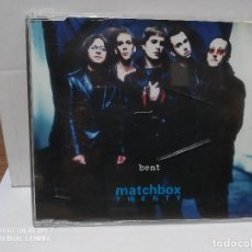 CDs de Música: MATCHBOX TWENTY / BENT - CDSINGLE. Lote 237597280