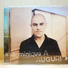 CDs de Música: DOMINIQUE A - AUGURI - CD -. Lote 237597515