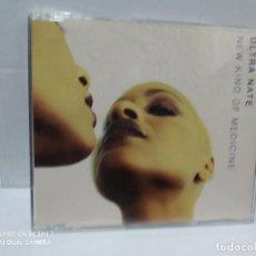 CDs de Música: ULTRA NATE / NEW KIND OF MEDICINE - CDSINGLE. Lote 237597570