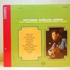 CDs de Música: ANTONIO CARLOS JOBIM - THE COMPOSER OF DESAFINADO - CD -. Lote 237597620