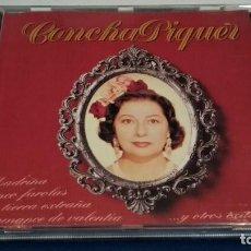 CDs de Música: CD ( CONCHA PIQUER - ROMANCE DE VALENTIA ) 1993 RCA - IMPECABLE -. Lote 237621280